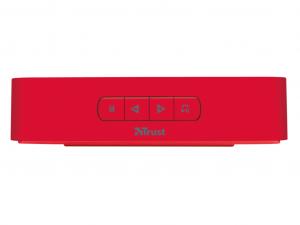 Trust Urban Fero - Vezeték nélküli - Bluetooth hangszóró - Piros