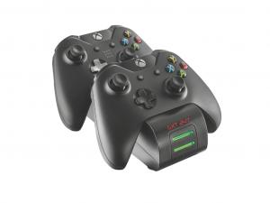 Trust GXT 247 - Duo Xbox One Akkumulátor és Gyorstöltő