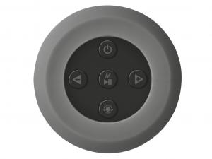 Trust Urban Dixxo GO - Vezeték nélküli - Bluetooth hangszóró - Szürke