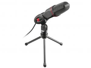 Trust GXT 212 Mico - Jack és USB - Gamer Mikrofon
