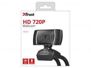 Trust Trino HD - Mikrofonos webkamera