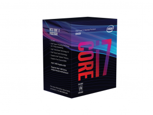 Intel® s1151 Core™ i7-8700 - 3,20GHz - Processzor