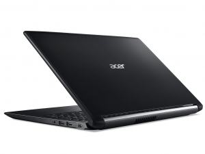 Acer Aspire A515-51G-37W6 15.6 HD, Intel® Core™ i3 Processzor-7130U, 4GB, 500GB, NVIDIA GeForce MX130 - 2GB, linux, fekete notebook