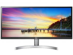 LG 29WK600-W -29-Colos Fehér-ezüst WQHD 21:9 5ms LED IPS Ultrawide Monitor