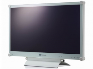 AG Neovo - X-22E LED White, NeoV optikai üveg, 21.5 FHD monitor