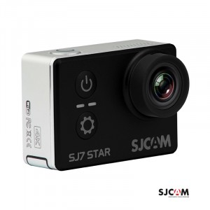 SJCAM SJ7 Star sportkamera - Fekete - vízálló tokkal