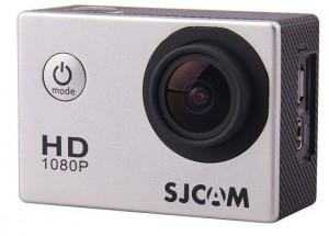 SJCAM SJ4000 FHD Akciókamera ezüst