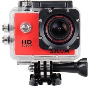 SJCAM SJ4000 FHD Akciókamera piros