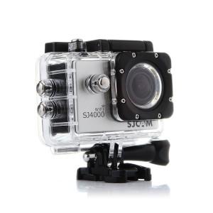 SJCAM SJ4000 FHD Wi-fis akciókamera ezüst