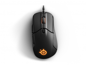 Steelseries Rival 310 Black - Gamer egér