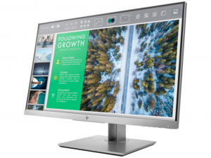 HP EliteDisplay E243 - 23.8 Col Full HD IPS monitor
