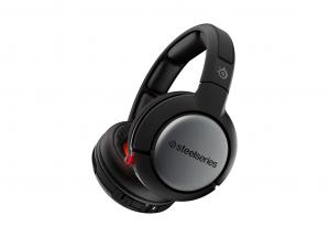 Steelseries Siberia 840 7.1 Gamer Headset - Fekete - Fejhallgató
