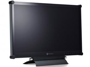 AG Neovo - X-24E LED Fekete, NeoV optikai üveg, 23.6 FHD monitor