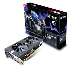 Sapphire NITRO+ AMD Radeon RX 580 4GB - Videókártya