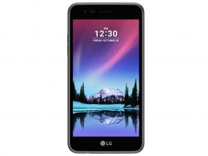 LG K4 2017 - Dual SIM - Titan - Okostelefon