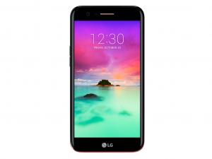 LG K10 2017 - Dual SIM - Fekete - Okostelefon