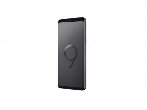 Samsung Galaxy S9 G960F 64GB 4GB DualSim Éjfél-Fekete Okostelefon