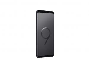 Samsung G965 Galaxy S9+ - Dual SIM - Fekete - Okostelefon
