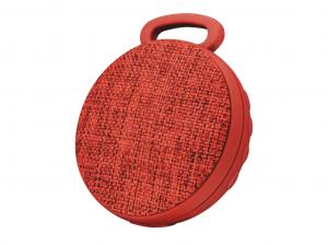 Trust Urban Fyber Go - Vezeték nélküli - Bluetooth - Piros hordozható hangszóró