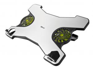 Trust Xstream - Ezüst - Notebook hűtőpad