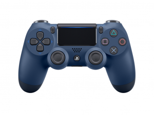 Sony Playstation 4 (PS4) Dualshock 4 V2 kontroller Midnight Blue