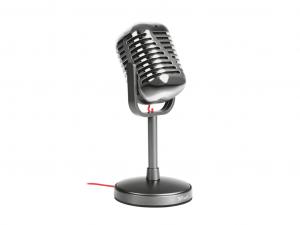 Trust Elvii Vintage mikrofon