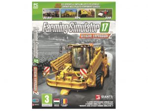 Farming Simulator 17 Official Expansion 2 (PC) Kiegészítőcsomag