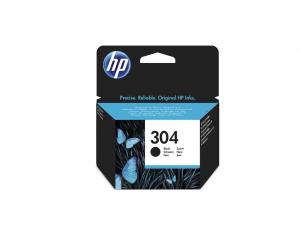 HP 304 - N9K06AE - Fekete tintapatron