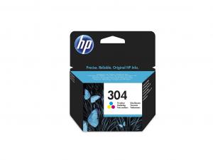 HP 304 - N9K05AE - Háromszínű tintapatron