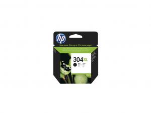 HP 304XL - N9K08AE- Nagy kapacitású fekete tintapatron