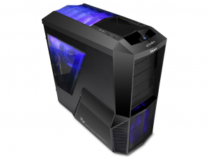 Gamerzone BFG 370 - Gamer asztali PC