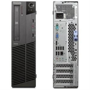 Lenovo ThinkCentre M92P SFF használt Gamer PC