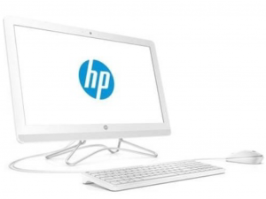 HP AIO 24-e001nn 23.8 FHD, Intel® Core™ i5 Processzor-7200U, 4GB, 1TB HDD, NVIDIA GeForce GTX 920MX - 2GB