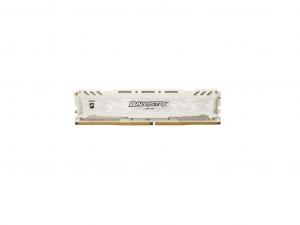 Crucial Ballistix Sport LT White - DDR4 2666MHz / 8GB - Memória
