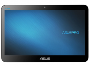 Asus AIO A4110-BD327X 15.6 HD Multi Touch, Intel® J3160, 4GB, 128GB SSD, Win10, fekete