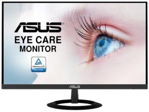 ASUS VZ279HE - Eye Care technológia - 27col Fekete FHD 16:9 60HZ 5ms WLED/IPS káva nélküli, Monitor