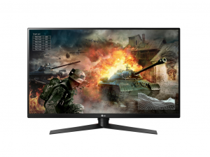 LG GAMING MONITOR 31,5 - 32GK850G-B 2560X1440, 16:9, 350 CD/M2, 5 MS, HDMI,DISPLAYPORT,USBX3, G-SYNC
