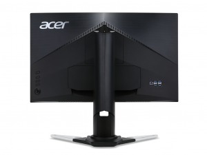 Acer XZ271ABMIIPHZX - Hajlított FullHD LED - 1Ms - 27col Monitor