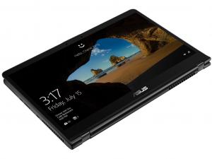 Asus ZenBook Flip UX563FD-A1047T 15.6 UHD fényes Touch, Intel® Core™ i7 Processzor-10510U, 16GB, 512GB SSD, NVIDIA GeForce GTX 1050 MaxQ 4GB, Win10, szürke notebook