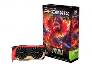 Gainward PCIe NVIDIA GTX 1060 6GB GDDR5 - GeForce GTX 1060 6G Phoenix GS - Videokártya