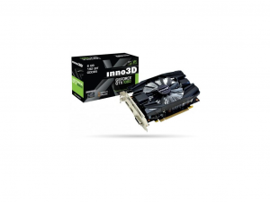 INNO3D PCIe NVIDIA GeForce® GTX 1060 6GB GDDR5 Compact - Videokártya