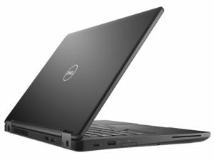 Dell Latitude 5490 14 FHD, Intel® Core™ i5 Processzor-8250U, 16GB, 256GB SSD, Win10Pro, fekete notebook
