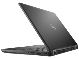 Dell Latitude 5490 14 FHD, Intel® Core™ i5 Processzor-8250U Quad-Core, 8GB DDR4, 256GB SSD, Windows 10 Pro, fekete notebook