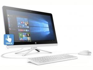 HP AiO 22-B300NN - 21,5 FHD AG IPS Touch - 4GB - 1TB - Win10 - Fehér - Usb Bill.+ Egér