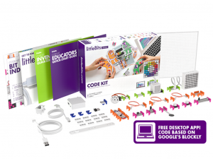 littleBits Code Kit Class Pack (18 Student)