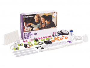 littleBits STEAM Student Set (30 Student)