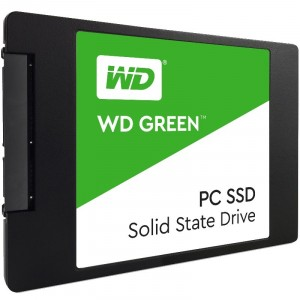 Western Digital Green 2,5 - 120GB SSD (WDS120G1G0A)