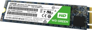 WD Green 2280 -120GB M.2 SATA SSD