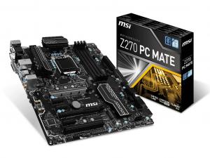 MSI Z270 PC MATE - Intel® Z270 ATX Alaplap