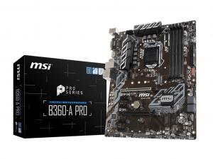 MSI B360-A PRO - S1151 - Intel® B360 - ATX Alaplap